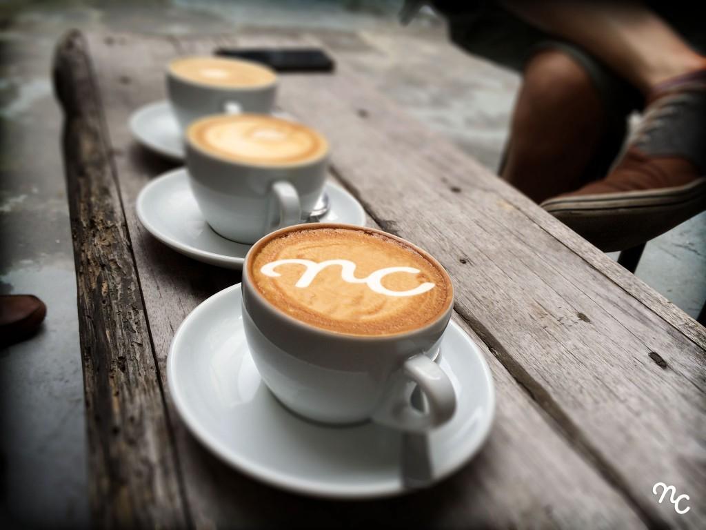 NextCuppa latte art.